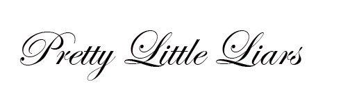 Pour mieux connaitre la série Pretty Little Liars ♥