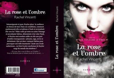 La Rose et l'Ombre ( Rachel Vincent )