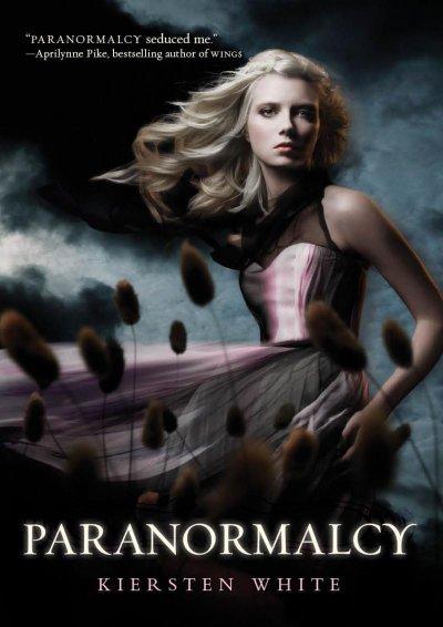 Paranormalcy  ( Kiersten White )