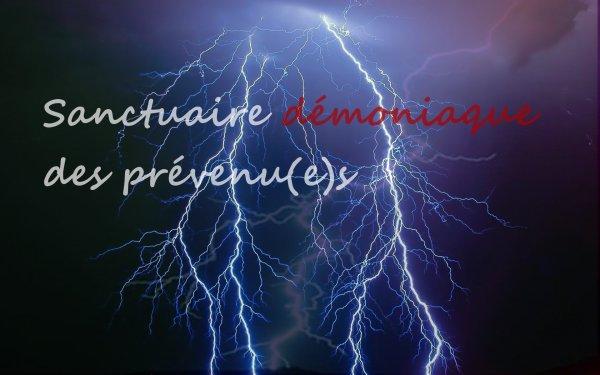 Sanctuaire démoniaque des prévenu(e)s