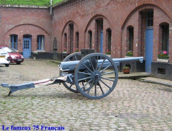02: Voyage dans le nord de la France 1 fort de Seclin