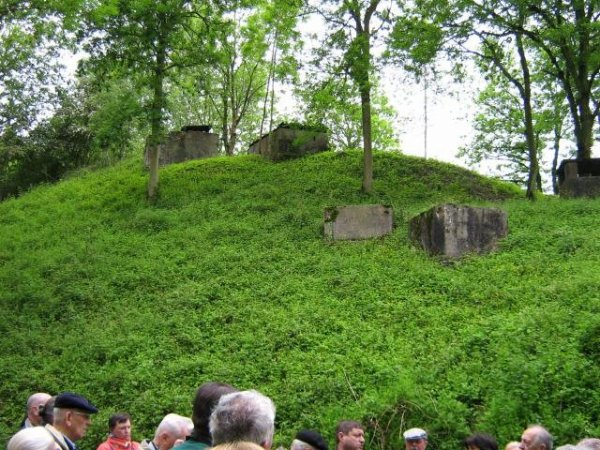 05 :Voyage dans le nord de la France 1 fort de Seclin