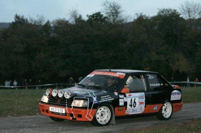12 eme Rallye PORTE DE LA BIEVRE 2010