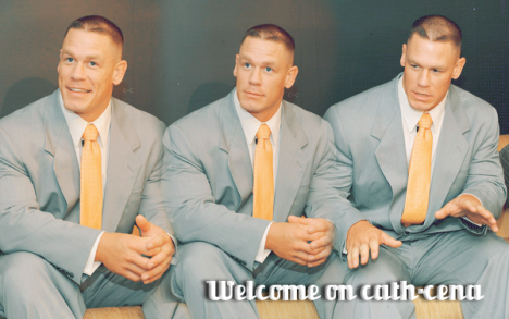 Welcom On Cath-Cena®™  Is Come Back!!!!
