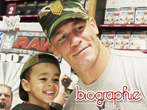 Biographie  de John Felix Anthony Cena.