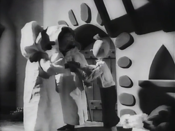 Film Le Crabe aux Pinces d'Or de 1947 partie 3