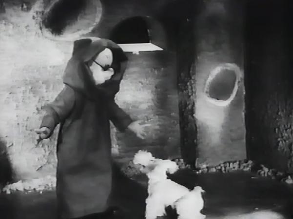 Film Le Crabe aux Pinces d'Or de 1947 partie 4