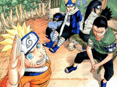 Puissance Sasuke