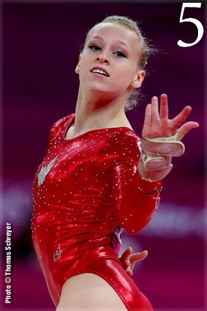 Thème 1 : Ellie Black (Canada)