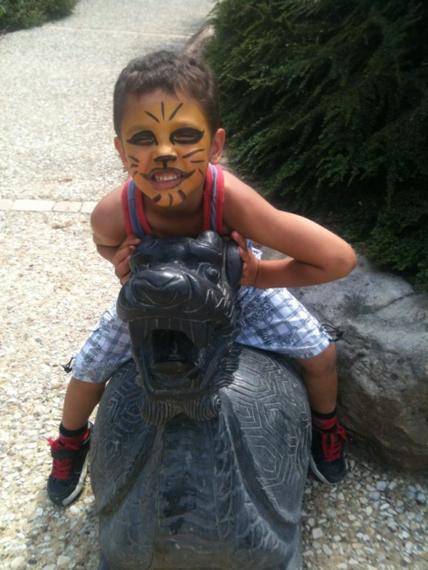 Mon tigre lol