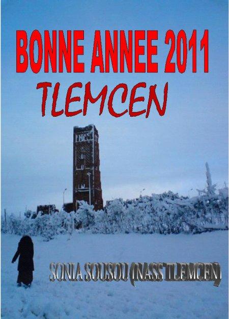 BONNE ANNEE TLEMCEN 2011