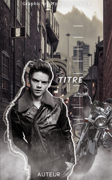 Cover Motard Thomas Sangster