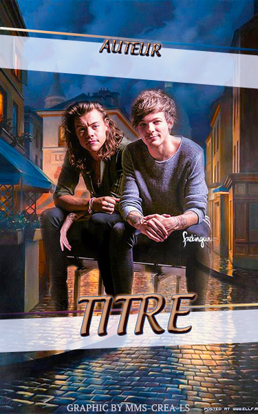 Cover Romance in the Village Larry Stylinson