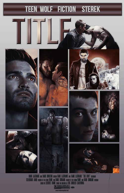 Cover Scène de film 2 Sterek