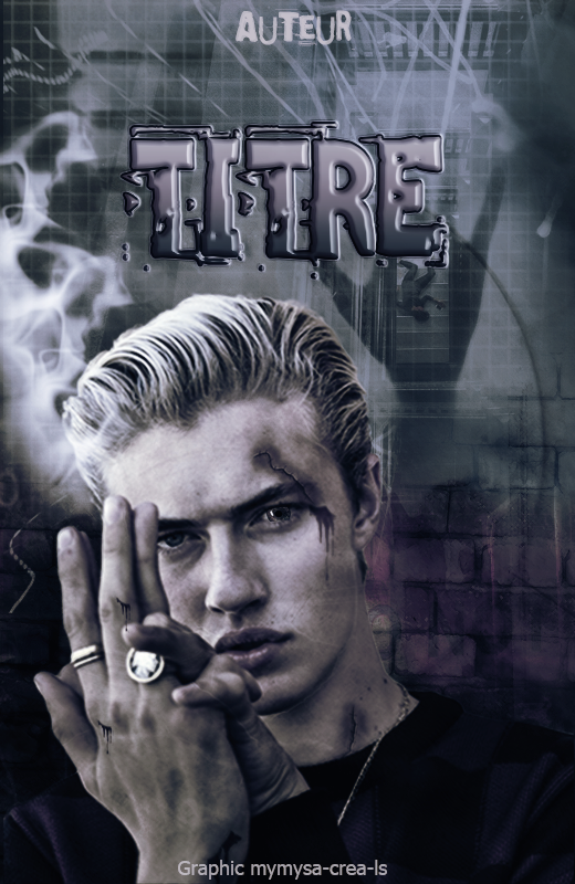 Cover One-Shot Lucky Blue Smith