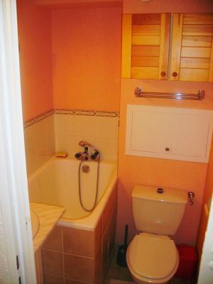 Salle de bains - STUDIO - LES CARROZ (74)