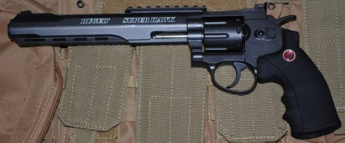 Ruger Super Hawk :