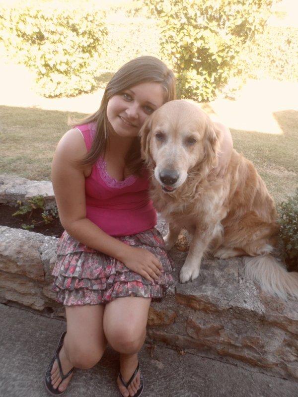 ♥ Moi et mon chien ♥