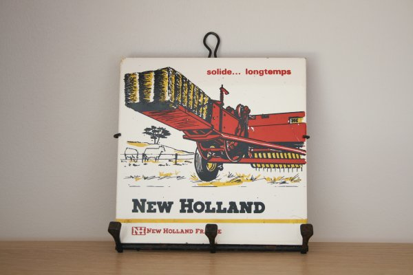 Objets publicitaires New Holland