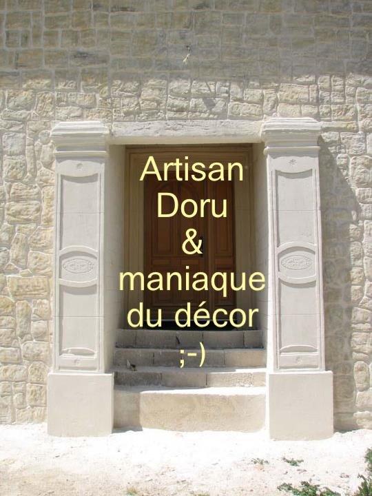 tout mes ouvres ;) mes specialite c les douche italienne et la pierre et les relief decoratif et plein chose ancore prix avantageux detaille