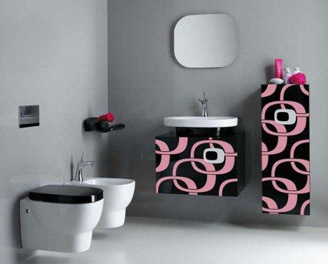 salle de bain feminine ;)