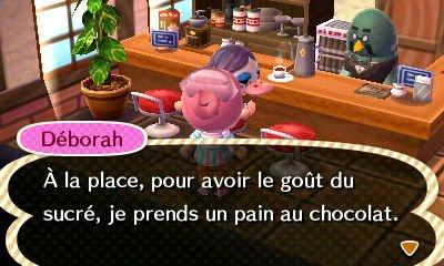 ~ Le café de Déborah + CHUIS TROP CONTENTE !!! :D ~