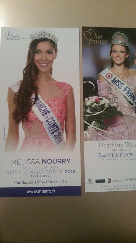 Dédicace de Mélissa Nourry !