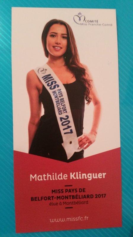 Dédicace de Mathilde Klinguer !