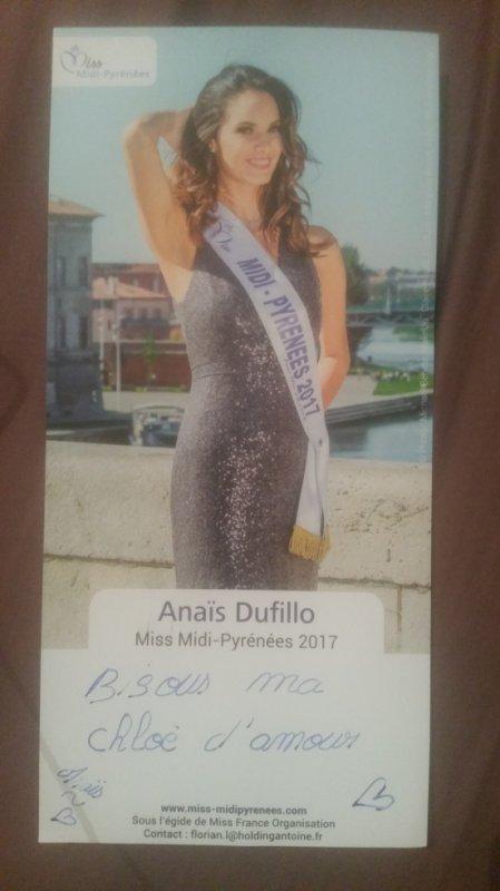 Dédicace d'Anaïs Dufillo !