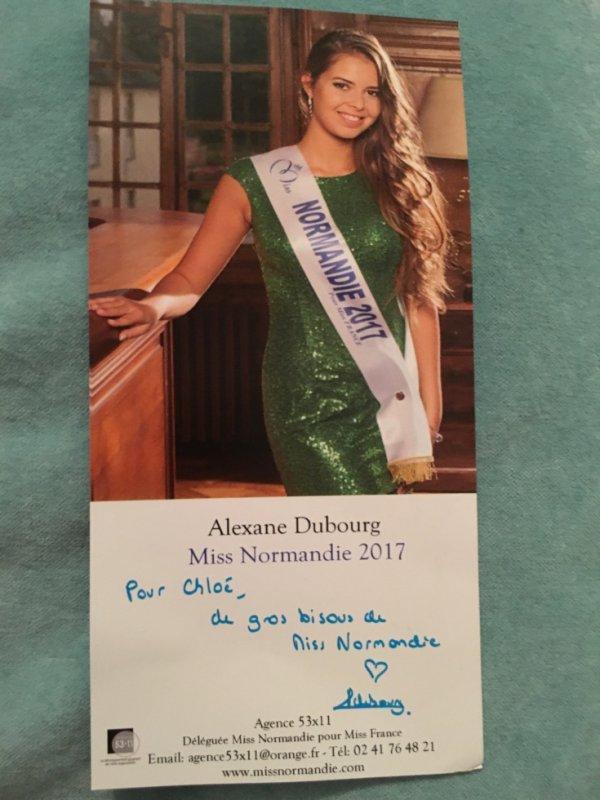 Dédicace d'Alexane Dubourg !
