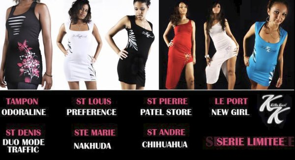 collection femme juin 2011