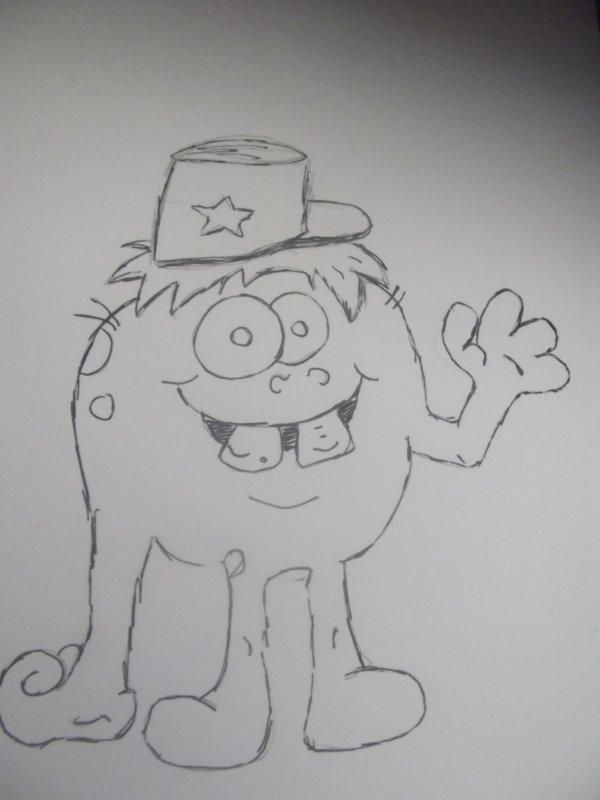 Le colonel Mordant . . .