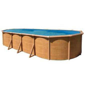 la piscine de mes couz'  tro bien dallieur cet aprem on va se baigné