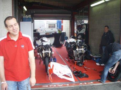 6h de Spa Francorchamps...