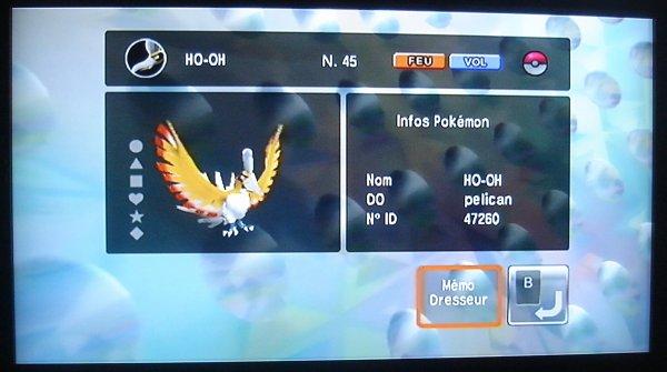 info Pokémon