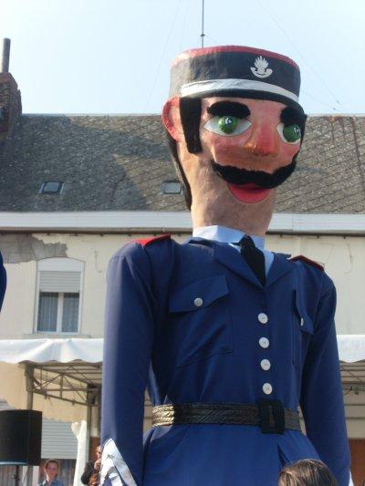 Felix le géant de Jeumont