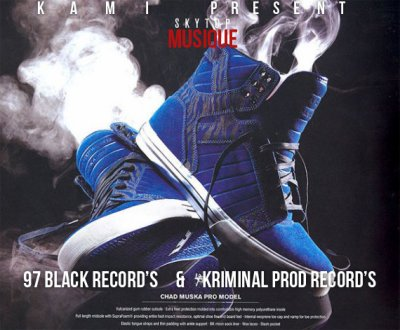97 Black Test / Kamikat Skytop Music (2012)