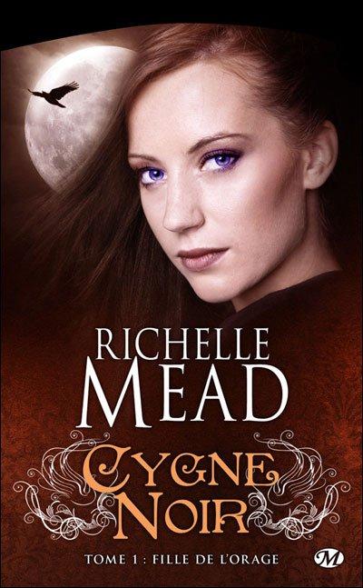 Fille de l'Orage-Richelle Mead
