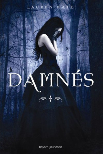 Damnés-Lauren Kate