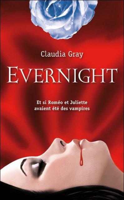 Evernight-Claudia Gray