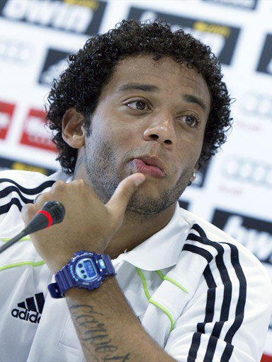 marcelo du real madrid