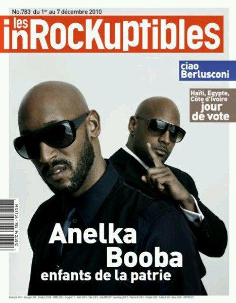 Booba And Nico Anelka !!