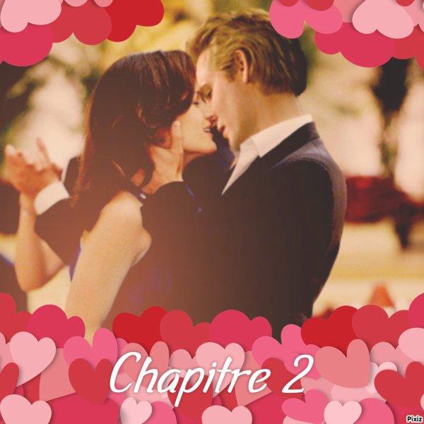 Chapitre 2 Le mariage de Carlisle et d'Esmée