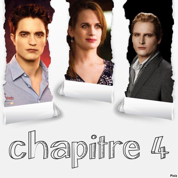 Chapitre 4 Edward rejoint la famille Cullen