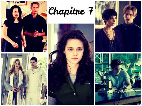 Chapitre 7 La rencontre de Bella et les Cullen