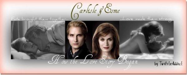 Carlisle & Esmée Cullen (l)