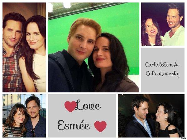 (l) Carlisle & Esmée Cullen (l)