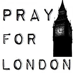 #PrayForLondon
