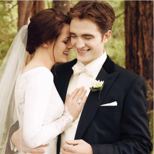 Chapitre 13 Le mariage d'Edward et de Bella