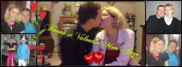 2 ans Le 10 Février 2014 + notre st valentin